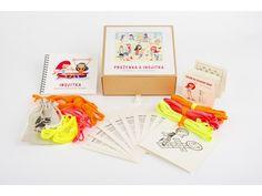 Pruženka a Inujitka (sada přebírání a skákání gumy) - 4 Kavky Monopoly, Coca Cola, Games, Coke, Gaming, Cola, Plays, Game, Toys