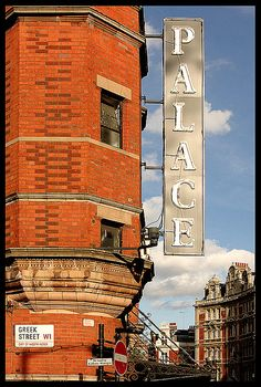 Palace, Greek Street    in London