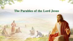 """God's words in this video are from the book """"Continuation of The Word Appears in the Flesh"""". The content of this video: The Parables of the Lord Jesus Christian Videos, Christian Movies, True Faith, Faith In God, Jesus Christ Painting, Four Gospels, Bible Study Tips, Bible Teachings, Bible Prayers"""