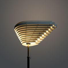 Alvar Aalto Angel Wing floor lamp, model 805