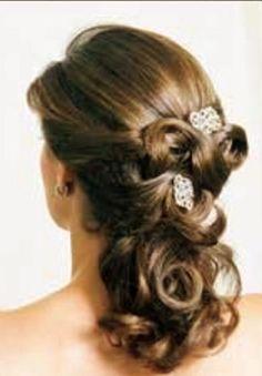 Elegant long hair!.