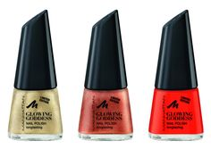 Manhattan Glowing Goddess Summer 2014 Collection Nail Polish – Limited Edition – €4.09  #beautynews #beauty2014 #beautyproduct #cosmetic2014  #cosmeticnews #makeup2014 #makeup   #beautyfall #fall2014