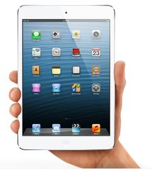 iPad Mini #tech #apple