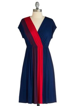 Ray of Bright Dress, #ModCloth - I wish it came in plus sizes.