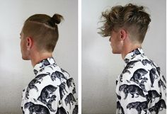 Men's cut pictured, but would love this cut on me.
