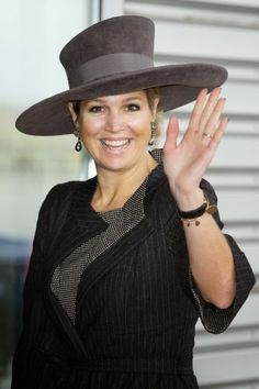 Her Majesty Queen Maxima of the Netherlands 3/25/2014