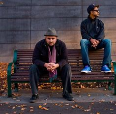 Blu & Exile. This is hip-hop..