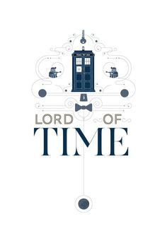 Lord of Time by Benjamin Ross, via Behance