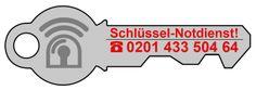 Schlüsseldienst mit Notdienst im Ruhrgebiet
