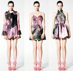 Christopher Kane. Still my all time favorite collection by any designer.