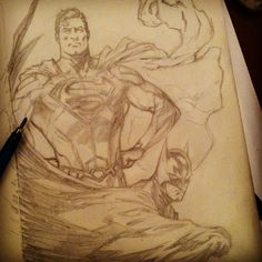 Super y batman