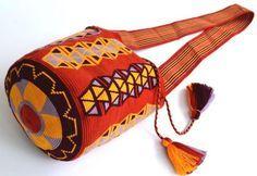 Tapestry Bag, Tapestry Crochet, Bucket Bag, Purses And Bags, Crossbody Bag, Shoulder Bag, Embroidery, Boho, Pattern