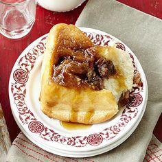 Sticky Apple Cinnamon Rolls: Bake apple-and-pecan stuffed sticky buns ...
