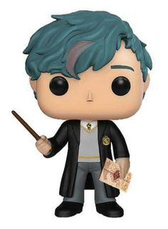 Today I decided to design a funko pop for Teddy Lupin because I really like this char Harry Potter Pop Figures, Harry Potter Pop Vinyl, Harry Potter Scarf, Harry Potter Cosplay, Harry Potter Decor, Teddy Lupin, Custom Funko Pop, Funko Pop Vinyl, Funko Pop Anime