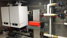 Montajul in cascada a centralelor termice inseamna montarea in paralel a doua sau mai multe centrale termice. Folosim o schema de montaj a furnizorului, automatizare, elemente de racordare hidraulica, si evacuare comuna sau separata a gazelor arse. Mai