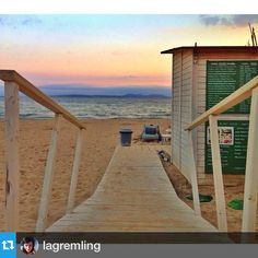 Quina pau que s'hi respira! Preciosa @lagremling, gràcies per compartir #VisitRoses amb nosaltres!! --- Continúa el relax. ☺️