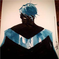 Nightwing by Dustin Nguyen