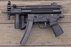 MP5. THE SUB MACHINE GUN