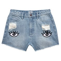 Denim Shorts Loose Fit, Lisa, Denim Shorts, Outfits, Shopping, Clothes, Women, Fashion, Woman