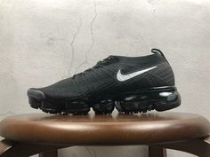 2018 Spring Summer Nike Air VaporMax 2 0 Flyknit Triple Black White Nike Air VaporMax Really Cheap Nike Air VaporMax 2 2018 Hot Sale New Nike Air, Nike Air Vapormax, New Sneakers, Air Max Sneakers, Black Noir, Black White, Yeezy, Kyrie Irving Shoes, Jordan Shoes For Men