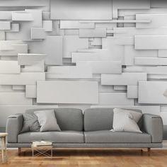 Photo Wallpaper Wall Murals Non Woven Modern Art Optical 3d Wallpaper Design, Wallpaper Panels, Modern Wallpaper, Original Wallpaper, Wall Wallpaper, Photo Wallpaper, Stone Colour Paint, 3d Fantasy, 3d Wall Panels