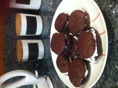 Beautiful cookies made by Steph Affleck and Mitchell Riley.   So yummy!!!!!!!!!!!!!!!!!!!!!