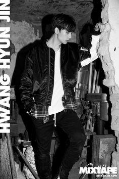 Stray Kids   #MIXTAPE   #HyunJin
