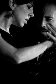 Tango faces