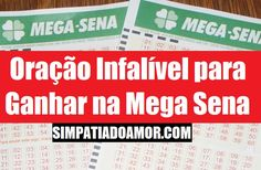 Mega Sena, Minions, Prosperity Affirmations, Winning The Lottery, Psalm 23, Authors, Prayers, Memoirs, Diet