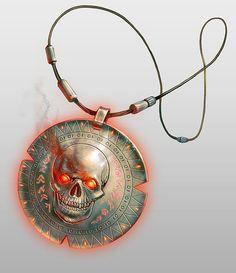 Amulet of Damballah