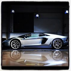LAMBORGHINI AVENTADOR This is a very expensive car, so I can only wish, and dream the unimaginable that I could drive it.