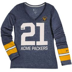 a84867d21 Women s Acme Packers Established T-Shirt at the Packers Pro Shop http