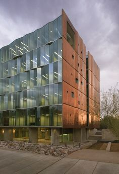 Meinel Optical Sciences Building | richärd+bauer architecture, llc | Archinect