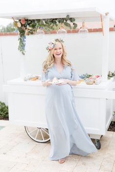 Inspired by France, this baby boy shower is infused with an abundance of garden florals, a pretty outdoor setting and the most delicious dessert cart. Floral Baby Shower, Baby Boy Shower, Garden Baby Showers, Arizona Wedding, Outdoor Settings, Bridesmaid Dresses, Wedding Dresses, Creative Decor, Babyshower