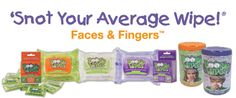 Boogie Wipes:Home Boogie Wipes: Saline wipes for Kids noses - invented by moms. I love these, and not just because I'm a Saline Ambassador!