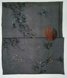 Emily Barletta in Art/Sewn: Tradition, Innovation, Expression / FiveMyles / 03.26-05.08 / 558 St. Johns Place, BK