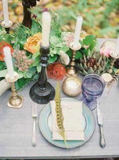 Bohemian Wedding Ideas | Wedding Sparrow