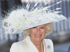 The Duchess of Cornwall, June 4, 2013 | The Royal Hats Blog