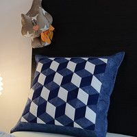 Zboží prodejce Pixels / Zboží | Fler.cz Throw Pillows, Bed, Home, Design, Scrappy Quilts, Cushions, House, Decorative Pillows, Decor Pillows