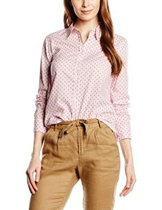 united colors of benetton womens floral regular fit long sleeve shirt pink - Sac United Colors Of Benetton