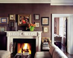 Traditional Living Room in New York City