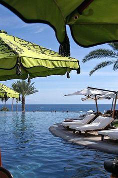 Overlooking the Ocean in Cabo