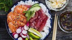 Ny mattrend: Nå skal maten serveres i bolle