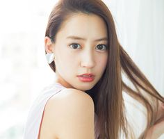 ViVi 2015年9月号 河北麻友子 こだわりはぷるぷるBABY肌と まつげをぱっちりあげること...♡