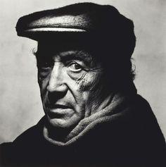 Isamu Noguchi - 1983 Irving Penn