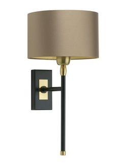 Heathfield & Co Casablanca Vägglampa Luxury Lighting, Modern Lighting, Lighting Design, Bedside Lighting, Sconce Lighting, Light Fittings, Light Fixtures, Interior Wall Lights, Exterior Lighting