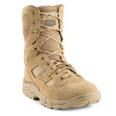 감마레저/136241 511택티컬 MR 부츠 전투화 군화 군인 경찰 소방관 서바이벌 구조사 신발 기동화 워커 전술화 5.11 TACTICAL Taclite 8 Coyote Boot