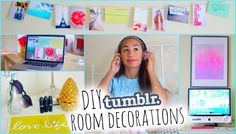 MylifeasEva - DIY Tumblr Room Decorations