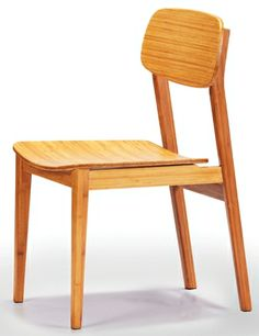 Currant Chair by Greenington Bamboo Furniture at http://www.accurato.us/search.aspx?find=greenington+dining+room