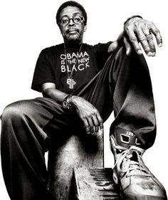 .most famous black director Spike Lee